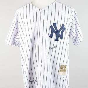 Yankees Don Mattingly Signed Pinstripe Jersey COA Global