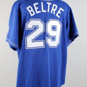 STORE MODEL Dodgers Adrian Beltre Authentic Jersey
