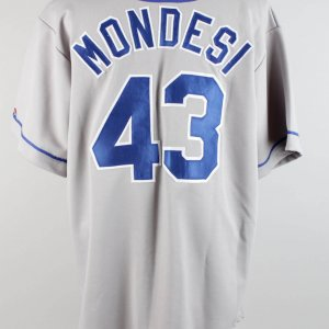 STORE MODEL - Dodgers Raul Mondesi Authentic Jersey