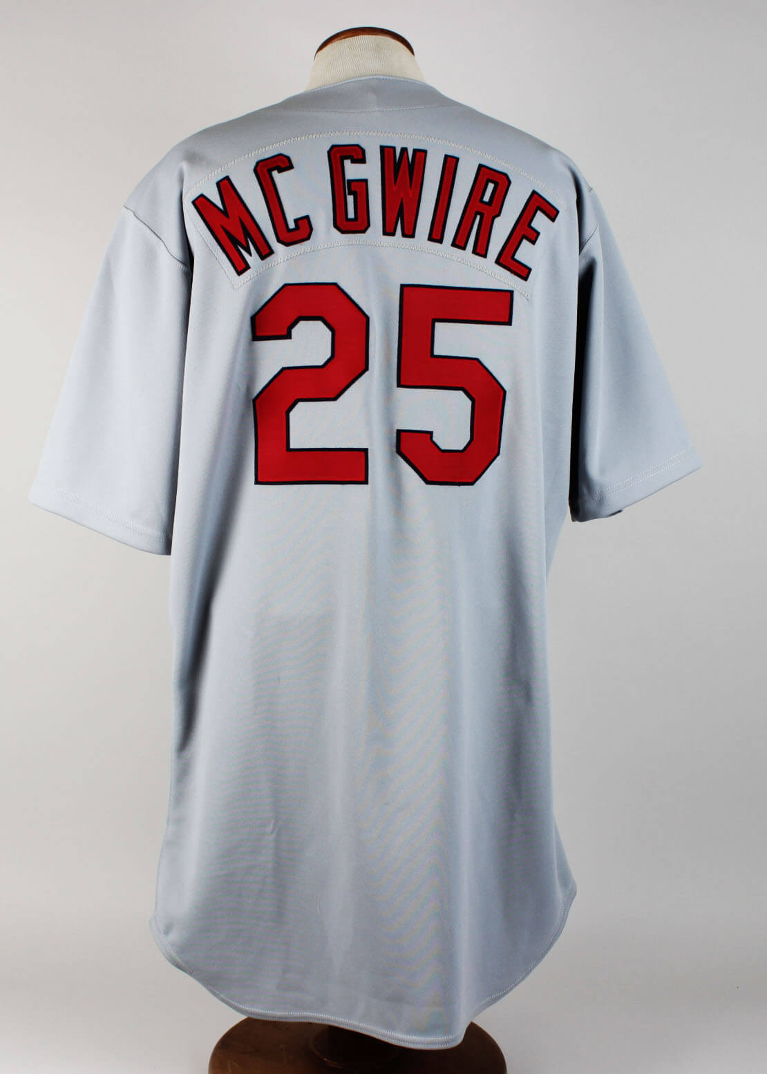 new style 46154 303b2 1998 St. Louis Cardinals - Mark McGwire Game-Worn Jersey