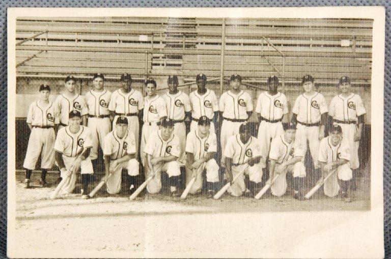 Circa 1949 Cubs Team Photo (Decatur)
