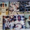 San Francisco Giants Autographed 8x10s (8) Incl. Barry Bonds, Will Clark, Gaylord Perry, Benito Santiago and More