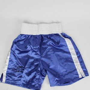Manny Pacquiao Signed Trunks (PSA)