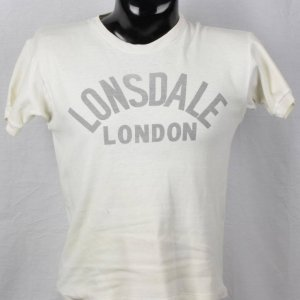 Lonsdale London - Ken Norton Fight Shirt Worn by Eddie Futch (Futch Collection)