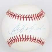 Boston Red Sox - Carl Yastrzemski Signed Baseball (COA)