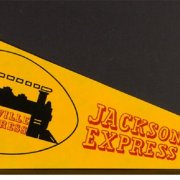 Jacksonville Express World Football League Pennant