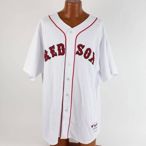 2006 Boston Red Sox - Manny Ramirez Game-Worn Jersey