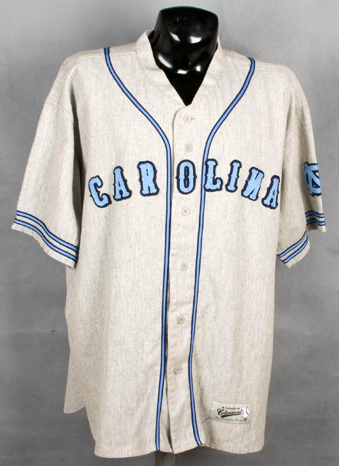 UNC Flannel Replica Baseball Jersey (1932 Style)60411_01_lg