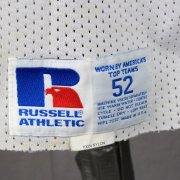 Early 1990s Dallas Cowboys - Tony Casillas Game-Worn / Used Jersey