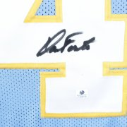 Dan Fouts Chargers Signed Embroidered Stat Jersey Global