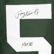 Paul Hornung Signed Jersey Packers - COA JSA