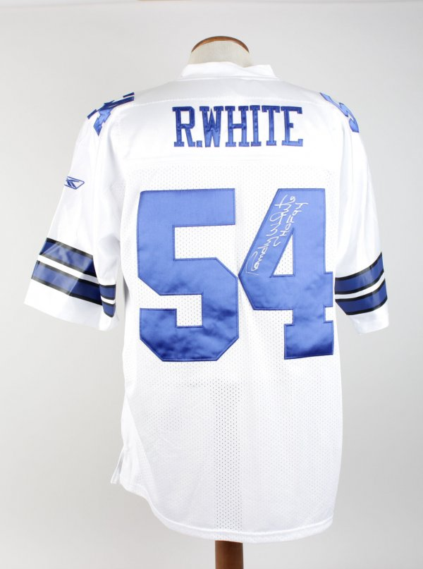 Cowboys Randy White Signed Jersey (COA)