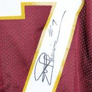 "Washington Redskins - Joe Theismann Signed & Inscribed ""7"" Jersey - COA"