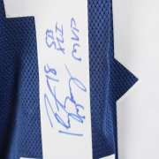 Colts Peyton Manning Signed Inscribed (18 XLI MVP ) Blue Jersey