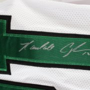Randall Cunningham Eagles Signed & Inscribed 12 White Jersey