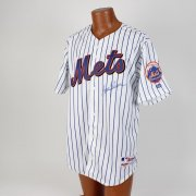 Tom Seaver Signed New York Mets  Home Rawlings Authentic Jersey