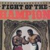 1971 - Fight of The Champions Program Muhammad Ali vs. Joe Frazier at Madison Square Garden