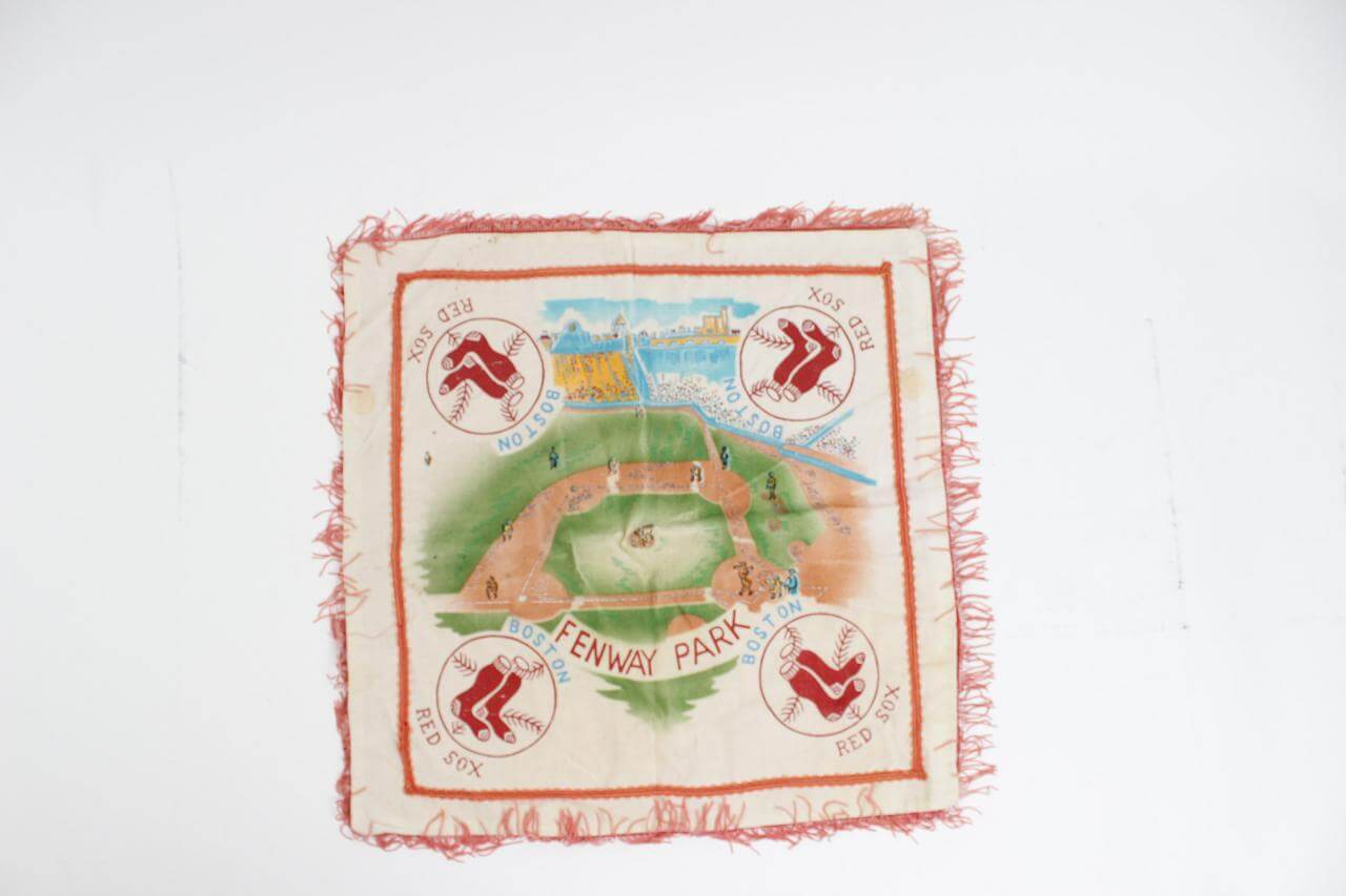 1960's Boston Red Sox Fenway Park Pillow Case Cover