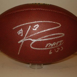 Seattle Seahawks - Russell Wilson Signed