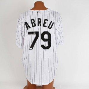 2014 ROY Chicago White Sox - Jose Abreu Signed Autographed Jersey (JSA COA)