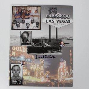 "Mobster Frank Cullotta ""The Las Vegas Boss"""