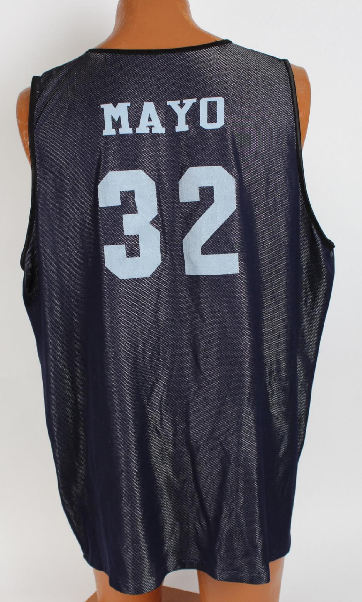 2008 Grizzlies- O.J. Mayo (Rookie) Game-Worn NBA Summer League Jersey- COA