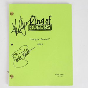The King Of Queens  Signed Final Draft 10/09/03 # 608  Signed Doug Heffernan (played by Kevin James