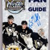 Sidney Crosby Signed 2011 Winter Classic Game Fan Events