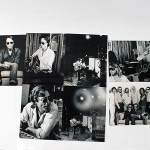 The Beatles - John Lennon & Yoko Ono - (7) 8x10 Reprint Photo Lot by David Spindel
