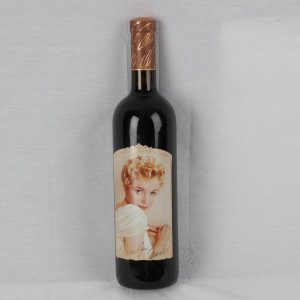 1998 Marilyn Monroe Merlot From Napa Valley Wine Bottle