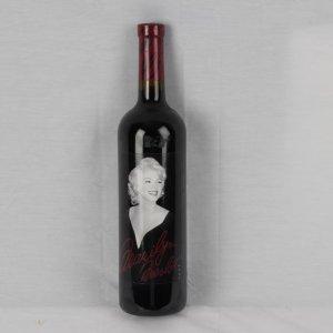 2006 Marilyn Monroe Merlot From Napa Valley Wine Bottle