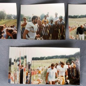 Late 1970s Pittsburgh Steelers Original Training Camp Photos 20+  Feat. Terry Bradshaw etc.