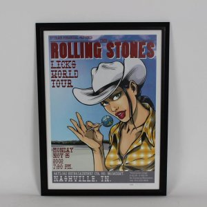 2002 The Rolling Stones Licks World Tour at Nashville