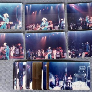 Vintage Concert Photos - Funk Band