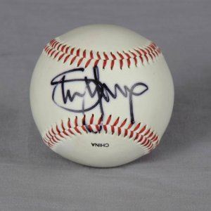 San Francisco 49ers - Steve Young Signed Baseball