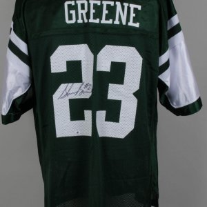 New York Jets - Shonn Greene Signed Jersey - COA GAI