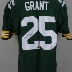 Green Bay Packers - Ryan Grant Signed Jersey
