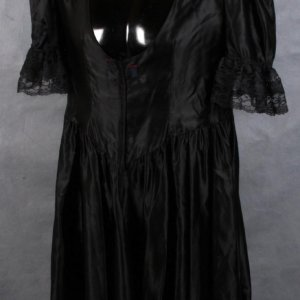 1950s-60s Gunsmoke Television Show Saloon Style Dress Costume - COA