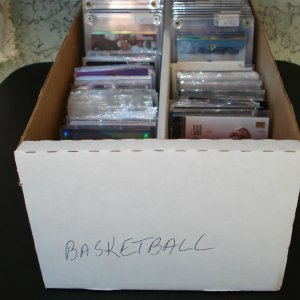 Mega Modern Basketball Card 450+ Lot Rookies, Inserts, Parallels Etc. Incl. Chris Mullin, Chris Webber, John Stockton, Shawn Kemp and Many Others