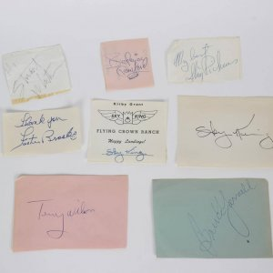Classic TV Stars Signature Collection (7) - Slim Pickens