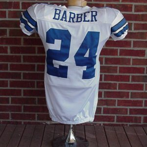 2007 Cowboys Marion Barber Game Worn Jersey