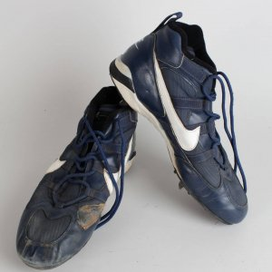 Los Angeles Dodgers Ramon Martinez Game-Worn & Signed Cleats