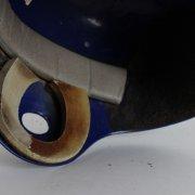 1994 Los Angeles Dodgers - Dave Hansen Game-Worn, Signed Helmet (JSA)
