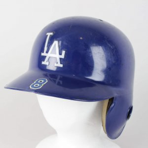 Los Angeles Dodgers - Mark Grudzielanek Game-Worn Helmet