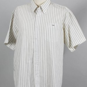 Miami Dolphins - Larry Csonka Personal Worn Shirt - COA