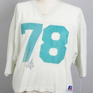 Miami Dolphins - Richmond Webb Worn