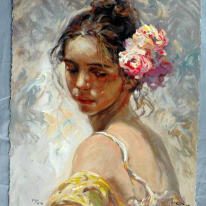 Artist ROYO PASSION Limited Edition Book Set with LE Serigraph