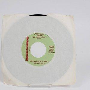 BLEU LITES - Seville (promo) FOREVER. - LARRY DALE