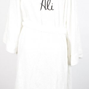 Muhammad Ali Promotional Boxing Robe Made By Muhammad Ali (Given as gifts)