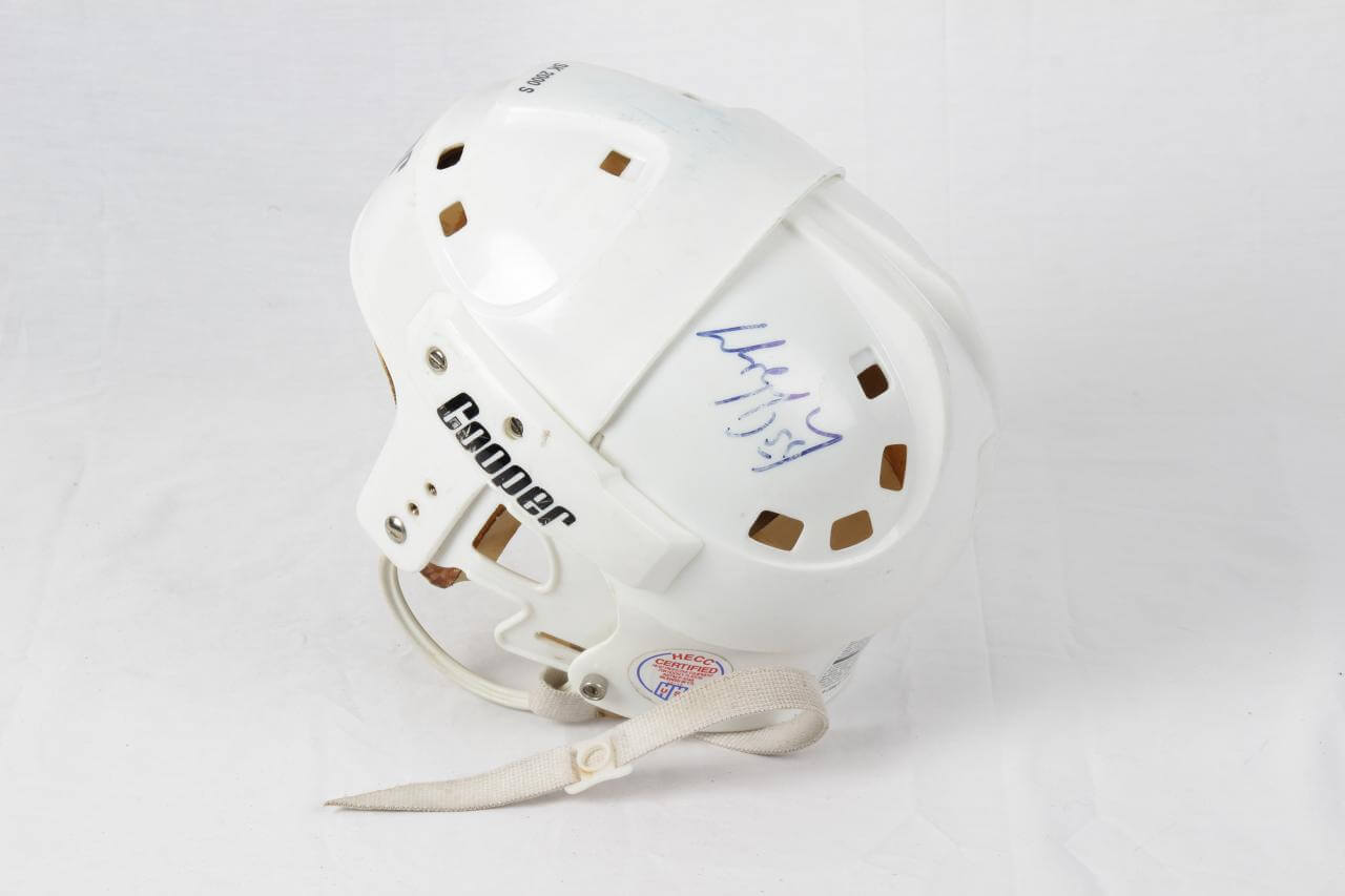 Wayne Gretzky Game Worn-Used